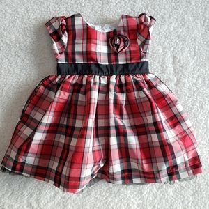 Carters Christmas Dress